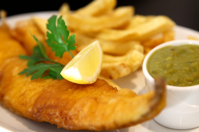 Reprodução/White Fish Restaurant