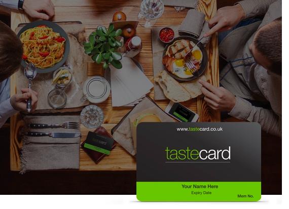 Reprodução Tastecard