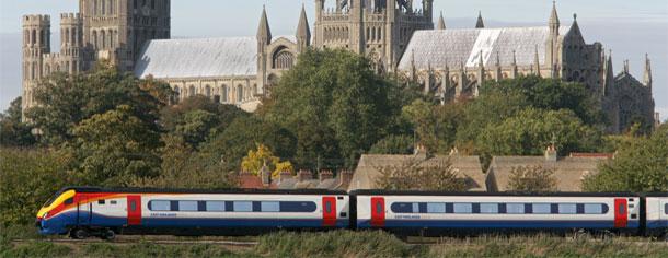 Reprodução/British Rail