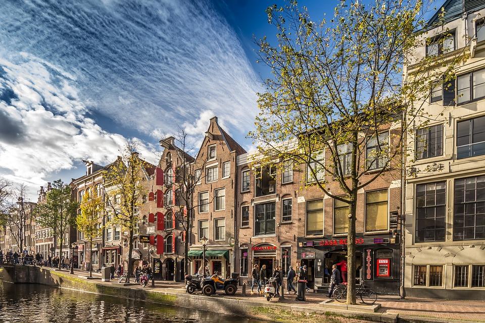 As várias identidades deAmsterdam