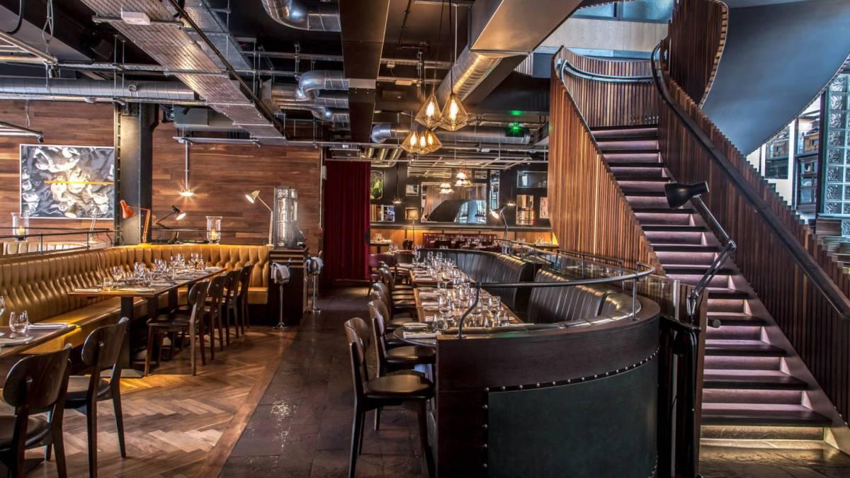 "Heddon St Kitchen, um dos restaurantes ""baratinhos"" do GordonRamsay"
