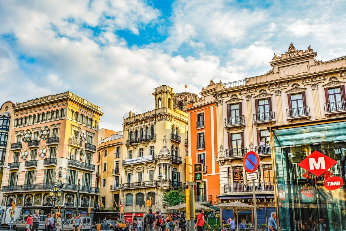 Onde fazer compras em Barcelona,Espanha