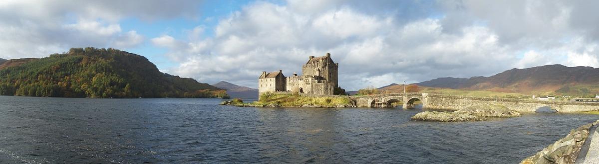 Castelos no Reino Unido em que você pode sehospedar