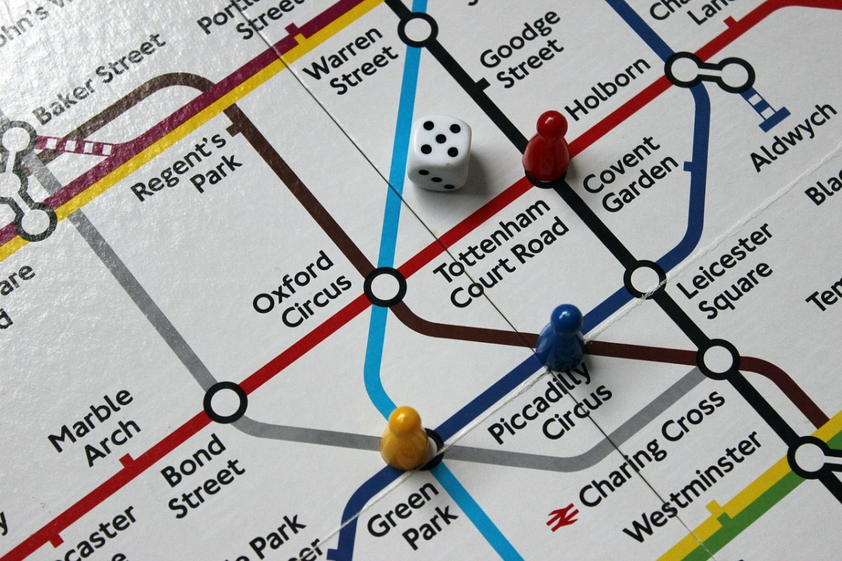Coisinhas que ninguém te conta sobre o maravilhoso metrô deLondres