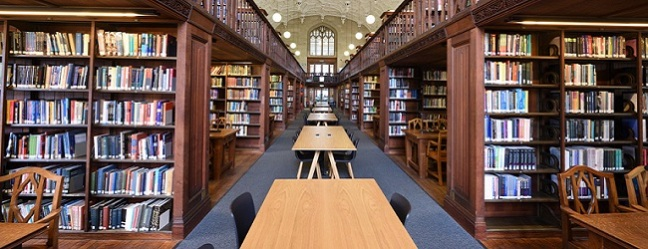 Wills Library, University of Bristol
