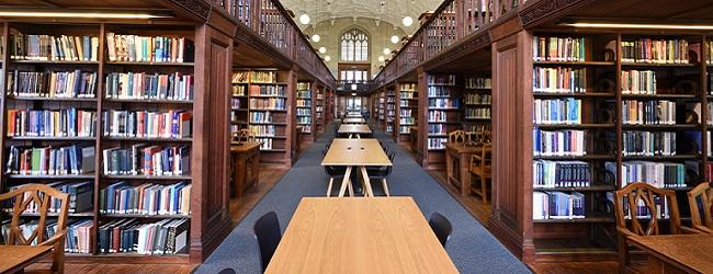 Wills Library, University of Bristol