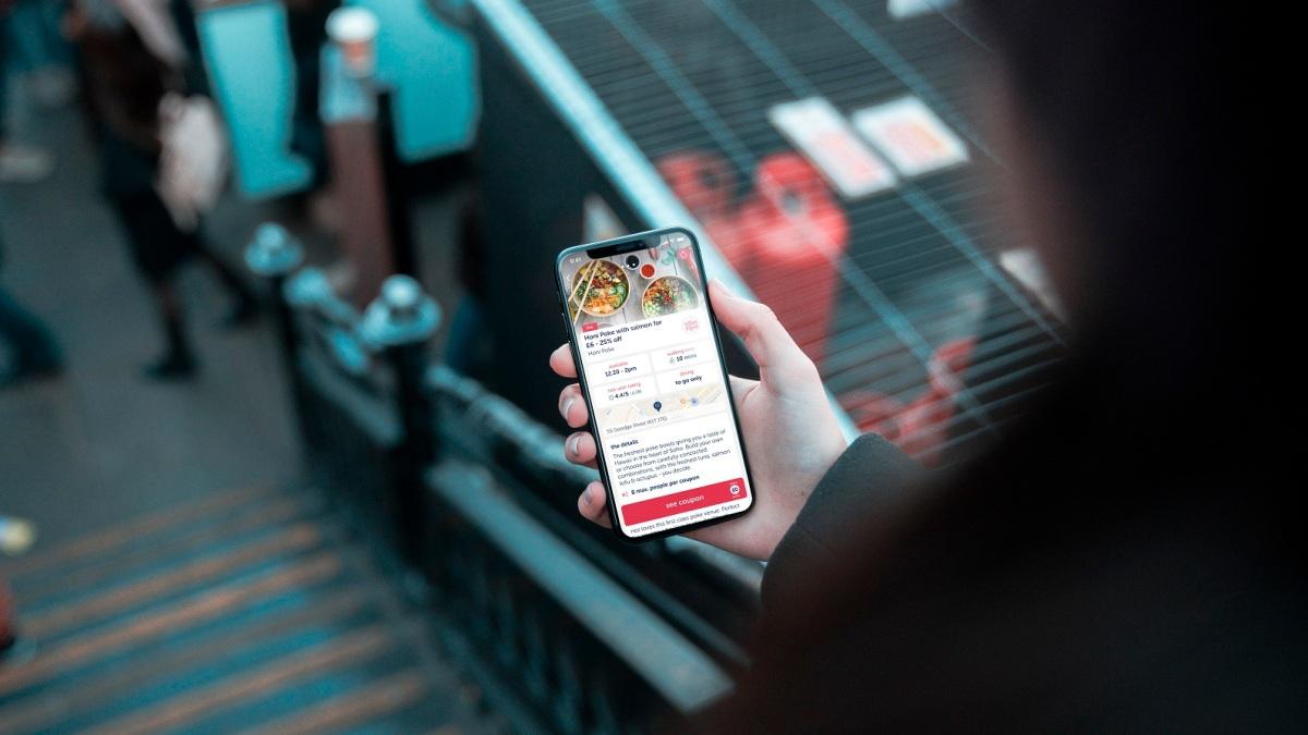 5 aplicativos para você gastar bem menos com refeições emLondres